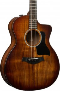 Taylor Guitars 224ce-K DLX Koa Deluxe Grand Auditorium